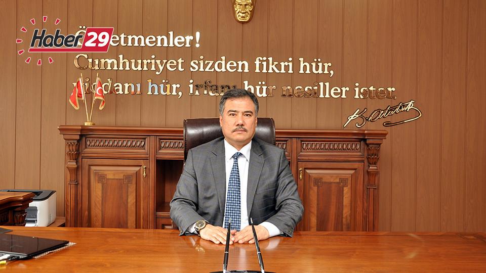 MEM Seydi Doğan'ın 2018-2019 Eğitim-Öğretim Yılı I. Yarıyıl Mesajı
