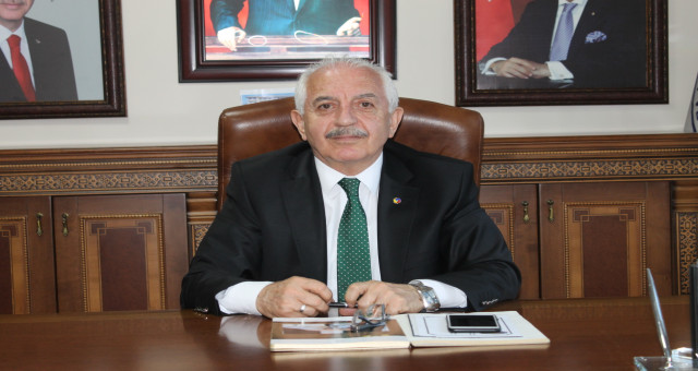 Başkan Akçay'dan 29 Ekim mesajı