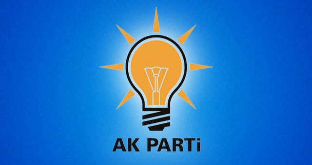 AK Parti Meclis Adayları Belli Oldu
