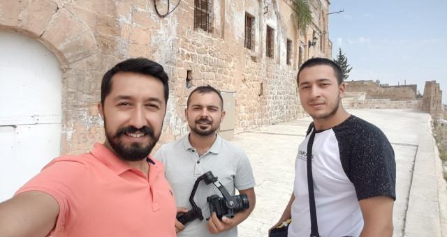 Gümüşhane Üniversitesi öğrencisi Kültür ve Turizm Bakanlığı'ndan destek aldı