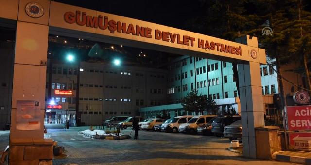Gümüşhane Devlet Hastanesine yeni doktorlar atandı