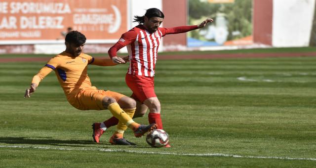 TFF 2. Lig: Gümüşhanespor: 1 - Eyüpspor: 1