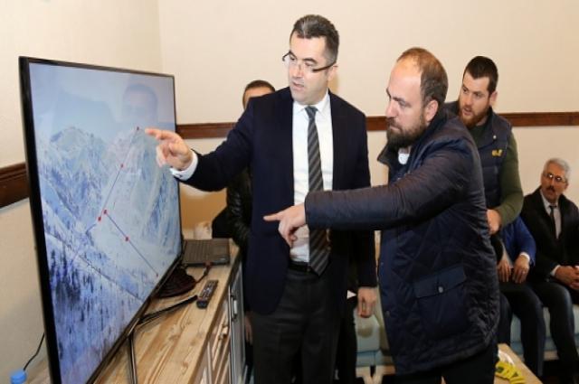 Süleymaniye Kayak Merkezi Uludağ ve Palandöken'e en anlamlı alternatif olacak