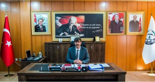 Başkan Özdemir'den Kadir Gecesi mesajı