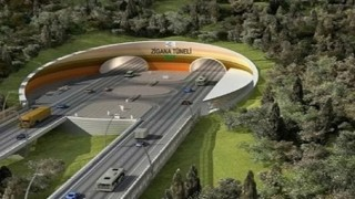 Dev Proje Zİgana Tünelinin %67'si bitti