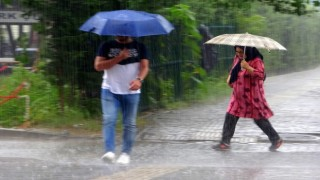 Doğu Karadeniz Bölgesinde sağanak yağış