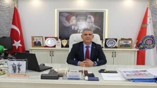 İl Emniyet Müdürü KARATAŞ' ın Ramazan Bayramı Kutlama mesajı