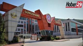 Gümüşhane Üniversitesinde Sanal Mezuniyet Heyecanı