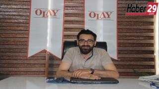 Olay Gazetesi'nin Yeni Sahibi Gümüşhaneli Genç İş Adamı Muammer Şeker Oldu
