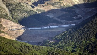 Çevre Kirliliğine Neden Olan Maden Firmasına 404 bin lira Ceza