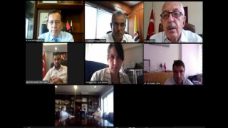 Erzincan - Gümüşhane - Trabzon Demiryolu güzergâhındaki odalardan güç birliği mesajı
