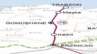 Erzincan-Gümüşhane-Trabzon Demiryolu Projesi farklı güzergah arayışlarına Akçay dan tepki