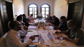 Gümüşhane Üniversitesi Yönetim Kurulu Toplantısı Süleymaniye'de Gerçekleştirildi