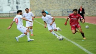 Gümüşhanespor, sahasında İnegölspor'u 1-0 mağlup etti.