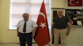 Kürtün Belediye Başkanı'ndan G.Ü. Rektörüne Ziyaret