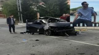 Feci Kazada Anestezi Teknikeri Ağır Yaralandı
