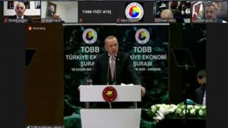 Akçay'dan Türkiye Ekonomi Şurası'na 5 madde