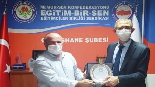 Eğitim-Bir-Sen'in yeni başkanı Habib Tanış oldu