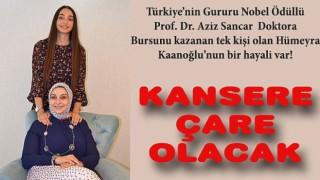Türkiye'de sadece 'o' Aziz Sancar bursunu kazandı