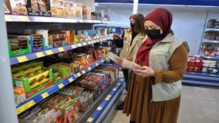 Gümüşhane'de 2020 yılında 2 bin 450 gıda denetimi gerçekleştirildi