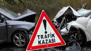 Gümüşhane'de 2020 yılında trafik kazalarında büyük düşüş