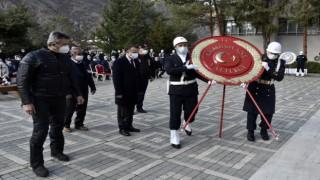 Gümüşhane'nin düşman işgalinden 103.kurtuluş yıldönümü kutlandı