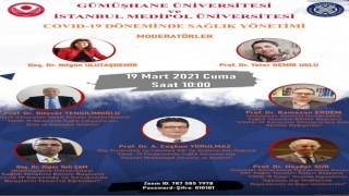COVID-19 Döneminde Sağlık Yönetimi Paneli