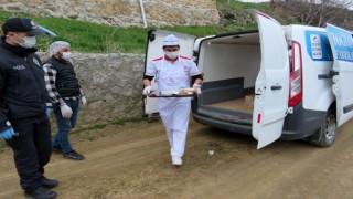 Torul'da sıcak iftar yemeği vatandaşların evlerine kadar götürülüyor
