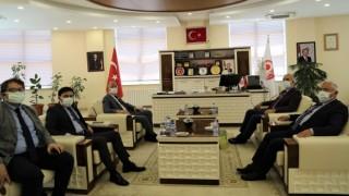 DOKAP'tan Gümüşhane Üniversitesi Rektörüne Ziyaret
