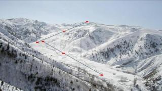 Süleymaniye kayak merkezi için ilk adım atılıyor