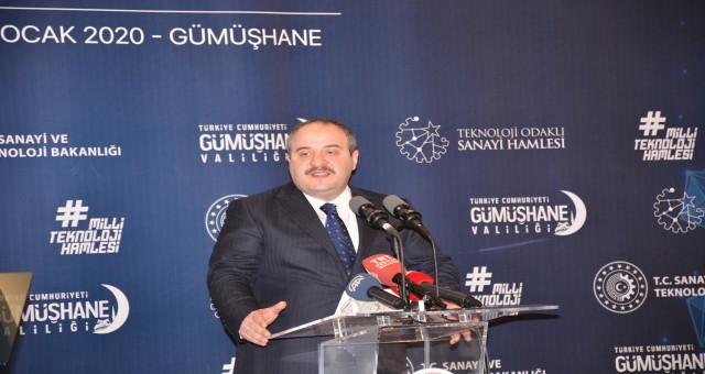 Başkan Akçay'dan Sanayi Ve Teknoloji Bakanı Varank'a Önemli Dosya