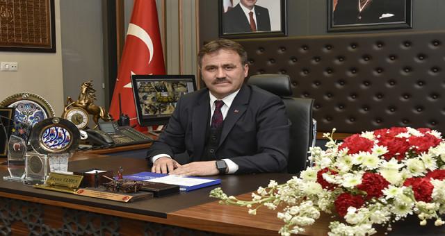 Gümüşhane Belediye Başkanı Ercan ÇİMEN'in Bayram Mesajı
