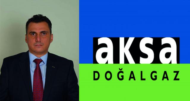 Aksa Gümüşhane Bayburt Doğal Gaz Şirket Müdürü Görevine Erol Yavuz Atandı