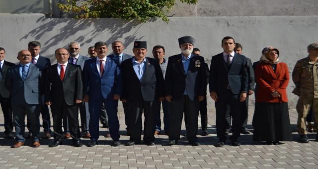 Torul'da Gaziler Günü İçin Resmi Tören Düzenlendi