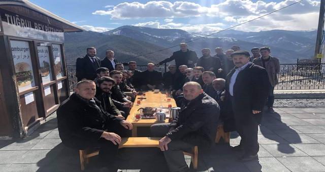AK Parti, Torul'da Saha Çalışmalarına Devam Ediyor