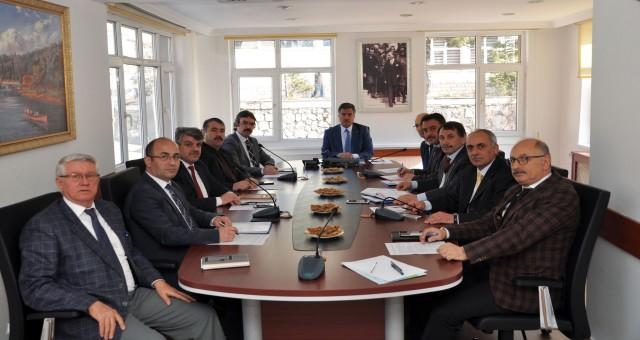 2019-2020 Eğitim Öğretim Yılı Değerlendirme Toplantısı yapıldı