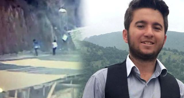 Gümüşhane'de Üstüne Kaya Parçası Düşen Öğrencinin Ölümüne İlişkin Dava