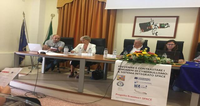AB projesi SPACE in Final Konferansı Yapıldı