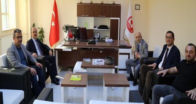 Dr. Mustafa Çalık Üniversitemizde Ders Vermeye Başladı