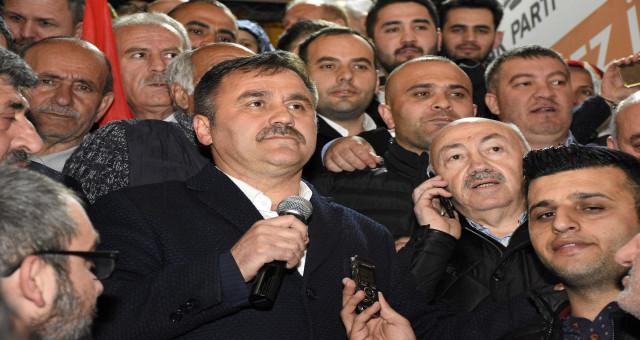 Ercan Çimen Yeniden Belediye Başkanı Seçildi