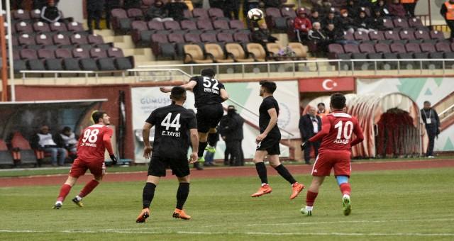 Gümüşhanespor 0-3 Başkent Akademi FK