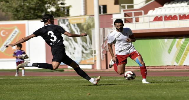 Gümüşhanespor: 0 - Manisa Futbol Kulübü: 1