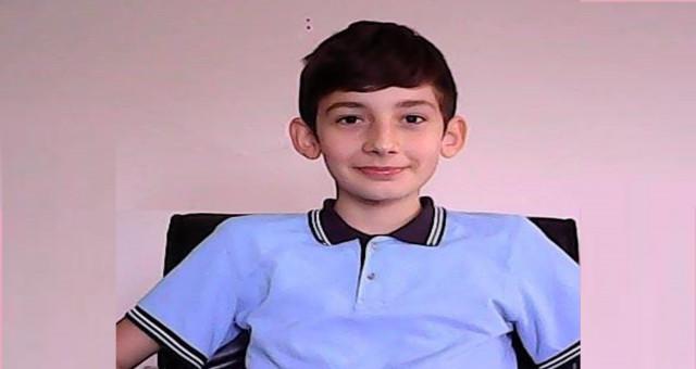 13 yaşındaki Muhammet Emin Şiran'da Defnedilecek